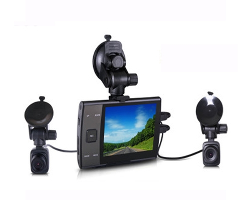Ordinary HD driving recorder